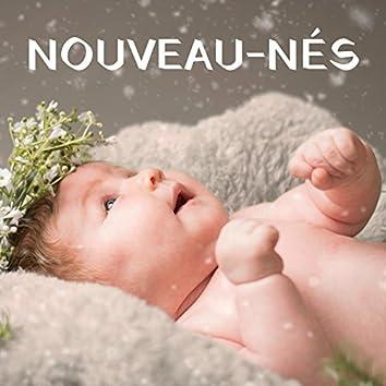 Nouveau-nés - 2 HEURES de berceuses relaxantes, sons de la nature, bruit blanc