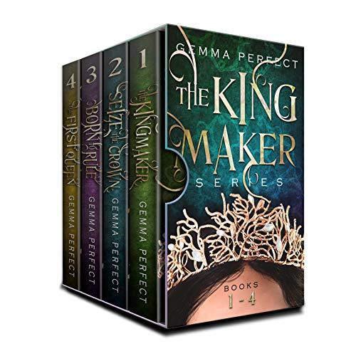The Kingmaker Series: The Complete Set, Books 1-4