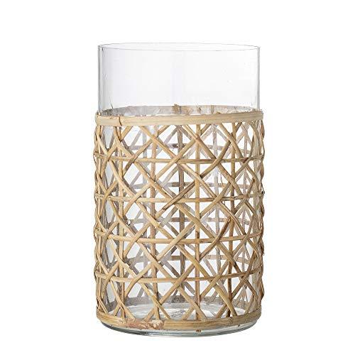 Bloomingville Windlicht, natur, Glas
