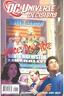 DC Universe Decisions #1 (of 4)