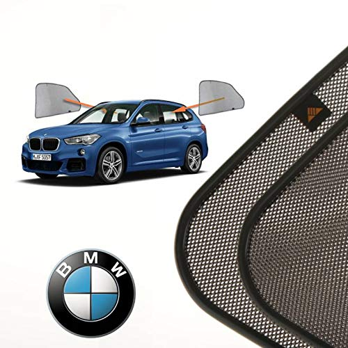 Cortinillas Parasoles Coche Laterales Traseras a Medida para BMW X1 (2) (F48) (2015-presente) SUV 5 Puertas