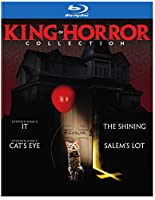 King of Horror Collection (4pk/BD) [Blu-ray]