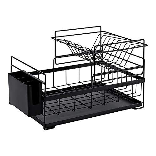 Kreative Hauptküche Doppelabfluss Rack Waschbecken Geschirr Stäbchen Lagerregal