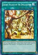 Yu-Gi-Oh! - Secret Village of the Spellcasters (LDK2-ENY33) - Legendary Decks II - 1st Edition - Common