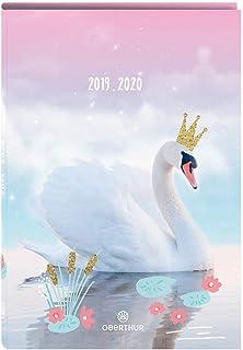 Oberthur – 1 Agenda giornaliera Cogne, da settembre 2019 a settembre 2020-12 x 17 cm