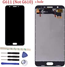 LCD Display Touch Screen Digitizer Assembly Replacement For Galaxy J7 Prime2 Prime 2 2018 G611M/DS / On7 Prime 2018 G611 G611S G611L G611K SM-G611F SM-G611F/DD G611F/DS 5.5