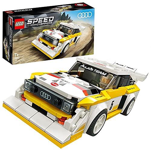 Lego 76897 Speed Champions 1985 Audi Sport Quattro...