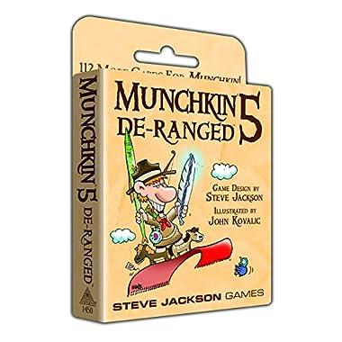 Steve Jackson Games Munchkin 5 - DeRanged