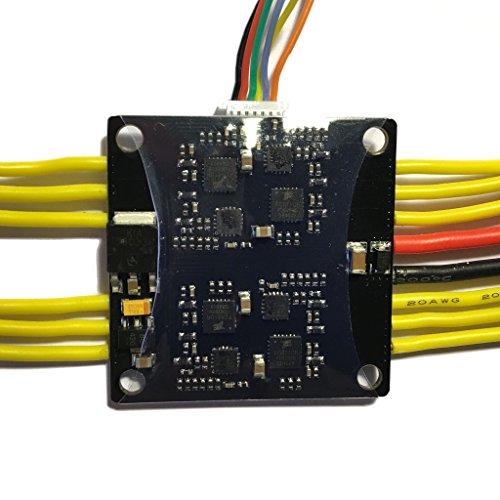 Blackstar Cicada 20A BLHeli_S 4-in-1 ESC (BusyBee2 chip)