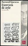 Exercices de style - Texte intégral + Dossier (Par Jean-Pierre Renard) - Gallimard - 01/01/2004