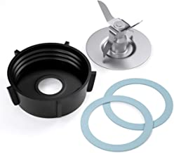 Blender Blade For Oster Blender Replacement Parts With Jar Base Cap And O Ring Seal Gasket Accessory Refresh Kit By Aooba ...