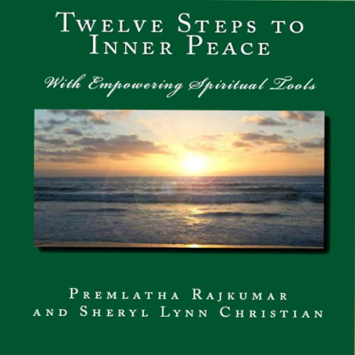 Twelve Steps to Inner Peace audiobook cover art
