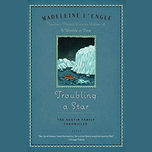 Troubling a Star audiobook cover art