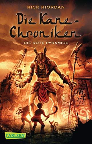 Die Kane-Chroniken 1: Die rote Pyramide (1)