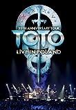 TOTO 35周年アニヴァーサリー・ツアー~ライヴ・イン・ポーランド 2013【DVD】[DVD]
