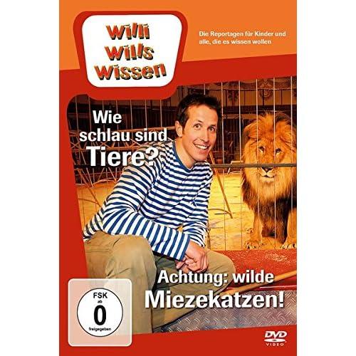 Willi wills wissen - Wie schlau sind Tiere?/Achtung: wilde Miezekatzen!