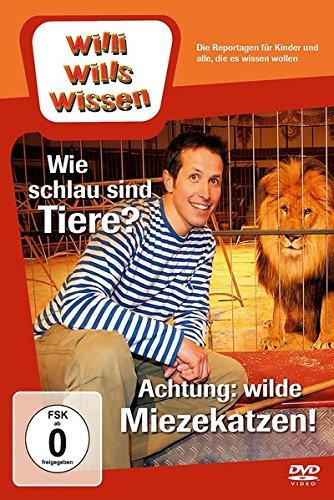 Willi will's wissen: Wie schlau sind Tiere?/Achtung: wilde Miezekatzen!