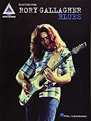 Selections from rory gallagher - blues - guitar recorded version