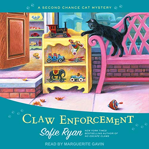 Claw Enforcement audiobook cover art