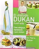 El método Dukan ilustrado. Como adelgazar rápidamente y para siempre
