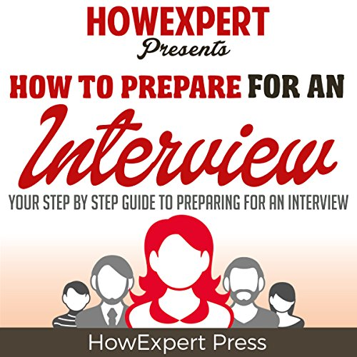 How to Prepare for an Interview cover art