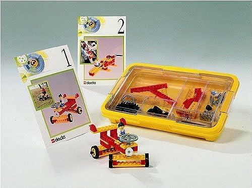 LEGO TECHNIC - Set 9616 R r und Achsen - Rarit