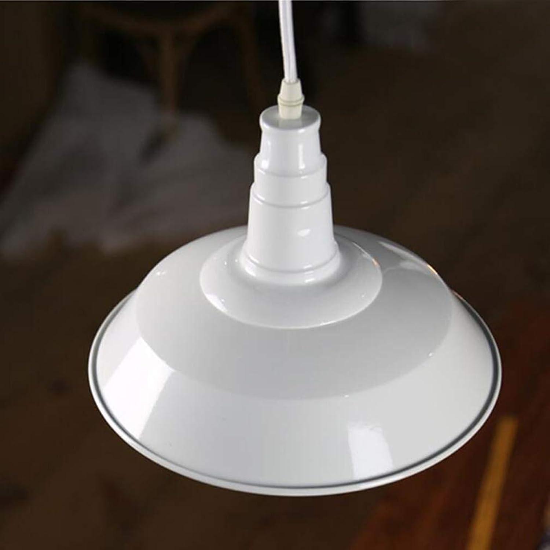 Vintage Metal Industrial Pendant Lamps, Retro Ceiling Lampe Edison Bulb Cafe Pendant Lighting, Küche Restaurant Fixture Drop Light (Does Not Include Bulbs),C,46cm