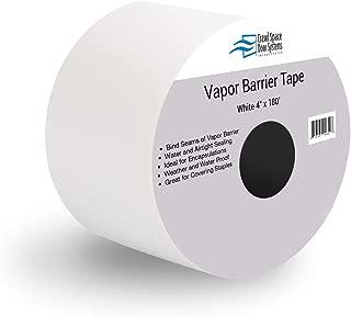 Vapor Barrier Seam Tape 4