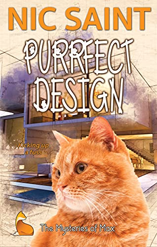 Purrfect Design (The Mysteries of Max Book 41) (English Edition)