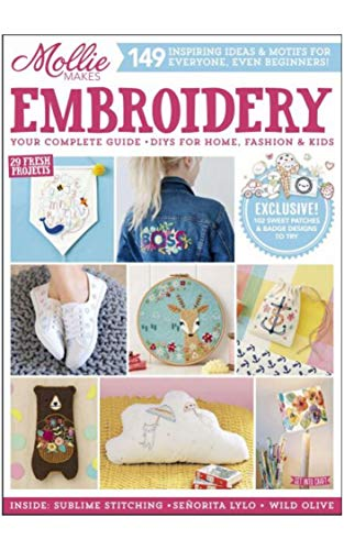Embroidery: Your Complate Guide - Diys For Home - Fashion and Kids