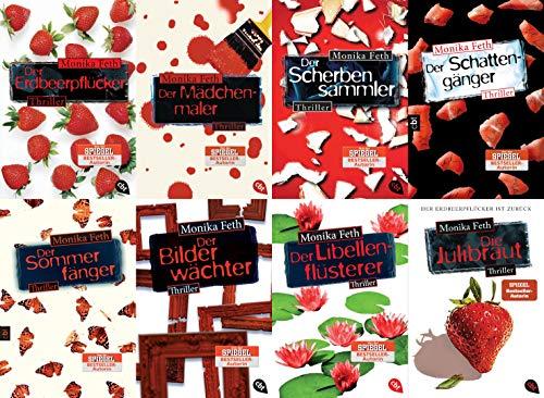 Die Erdbeerpflücker-Reihe Band 1-8