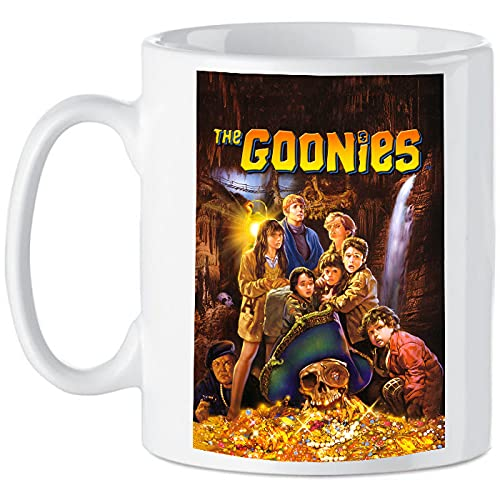 The Goonies 80s Movie Poster Mug