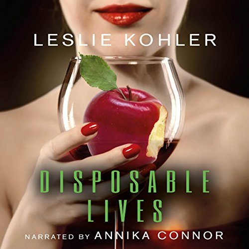 Disposable Lives audiobook cover art