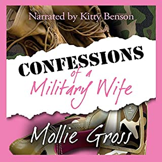 Confessions of a Military Wife audiobook cover art