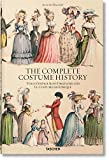 Auguste Racinet. Complete Costume History (Fashion)