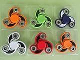TT Finger kreisel Chromfarben 6 –er Set Preis Gilt für alle 6 Kreisel !!