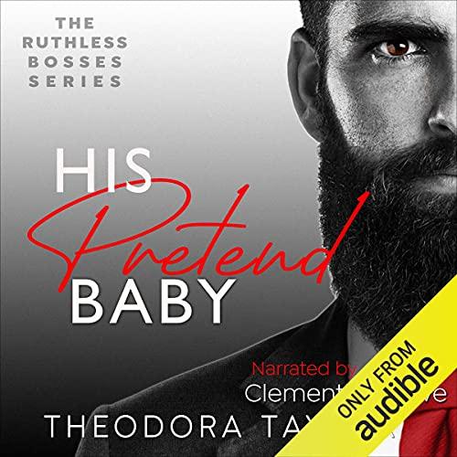 His Pretend Baby cover art