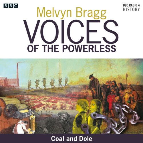 Voices of the Powerless: Coal and Dole audiobook cover art