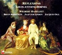 Suites & Sonatas For Flute: Hazelzet Berryman(Fl) Ter Linden(Gamb) Ogg(Cemb)