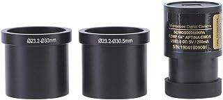 كاميرات صناعية احترافية للعدسات مجهر عالي التباين 0.35 ميجابكسل ضبط التعريض التلقائي لضبط السطوع لكاميرات CS-Mount للمختبر...