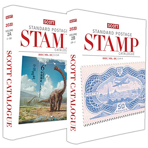 Compare Textbook Prices for 2020 Scott Standard Postage Stamp Catalogue Volume 2 C-F Scott Catalogues 176 Edition ISBN 9780894875649 by Donna Houseman,Donna Houseman,Charles Snee