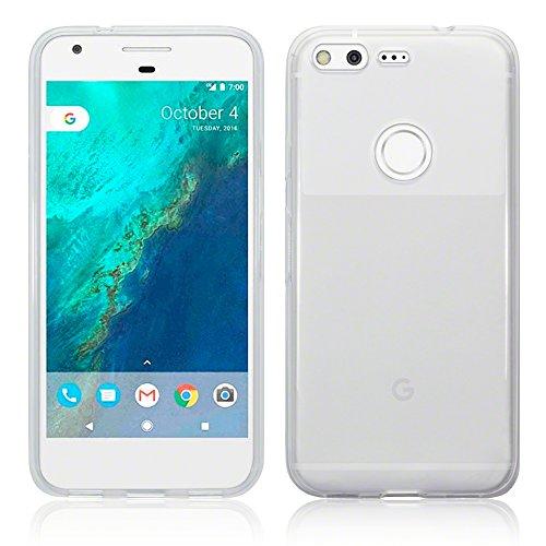TERRAPIN, Kompatibel mit Google Pixel Hülle, TPU Schutzhülle Tasche Hülle Cover - Transparent