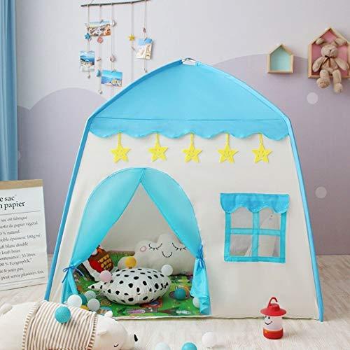 Tiendas infantiles Teatro de los niños plegable, interactivo niños juegan tienda por tienda de interior y juegos al aire libre juega, los regalos de cumpleaños for chicos, chicas, una fuente de felici