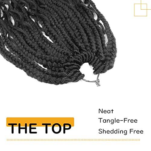 12 inch crochet box braids _image1
