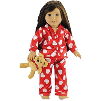 Holiday Dreams PJS Slippers MIB American Girl Holiday Fashion