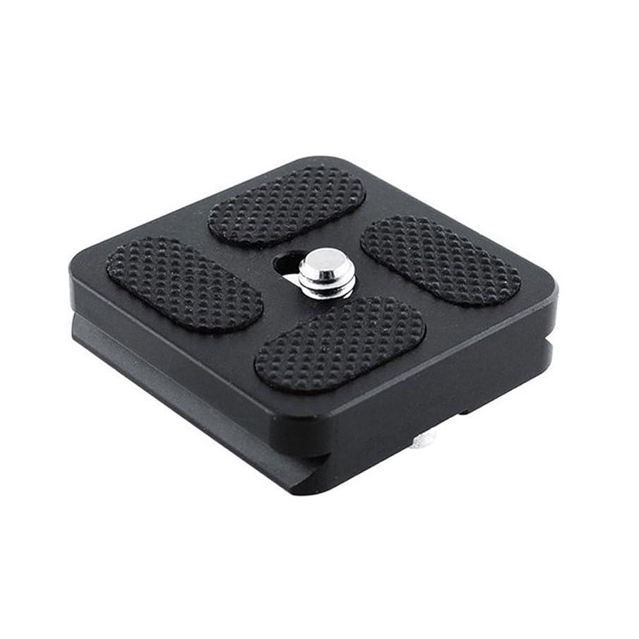 Harwerrel Universal 40mm Quick Release Plate Fits Arca-Swiss Standard for Camera Tripod Ballhead