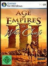 Microsoft Age of Empires III  - Juego (DE, PC, Estrategia, T (Teen), 2000 MB, 256 MB, 1.4 GHz)