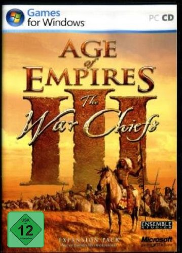 Microsoft Age of Empires III  - Juego (DE, PC, Estrategia, T (Teen), 2000 MB, 256 MB, 1.4 GHz)