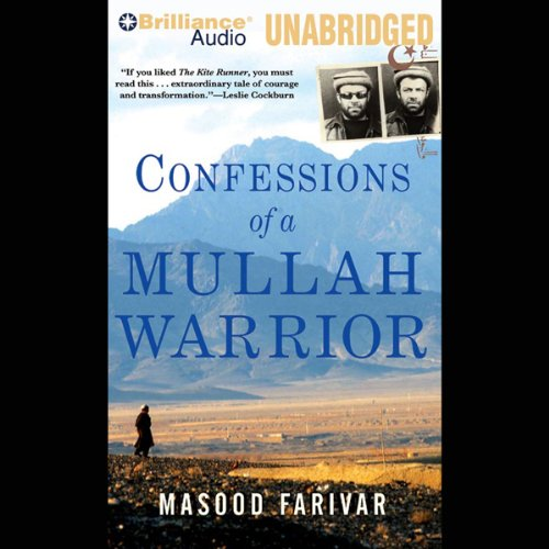 Confessions of a Mullah Warrior cover art