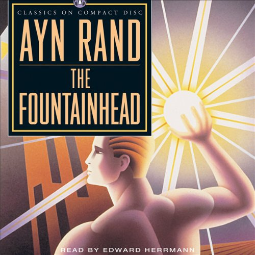 Couverture de The Fountainhead